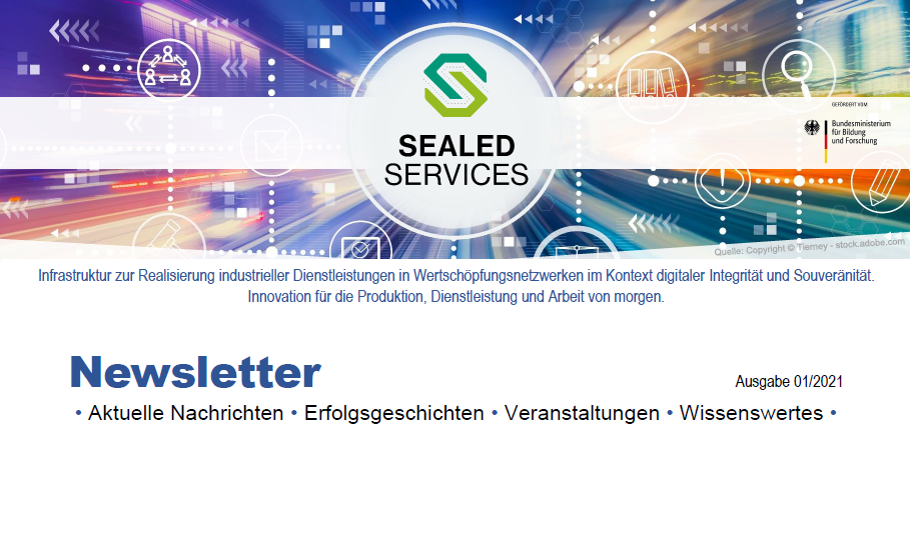 SealedServices Newlsetter 01/2021